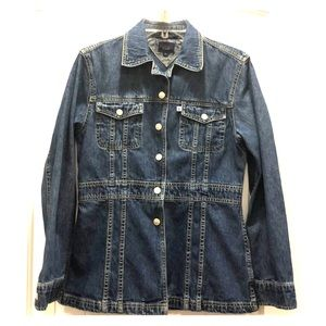 Tommy Jeans vintage fitted denim jacket